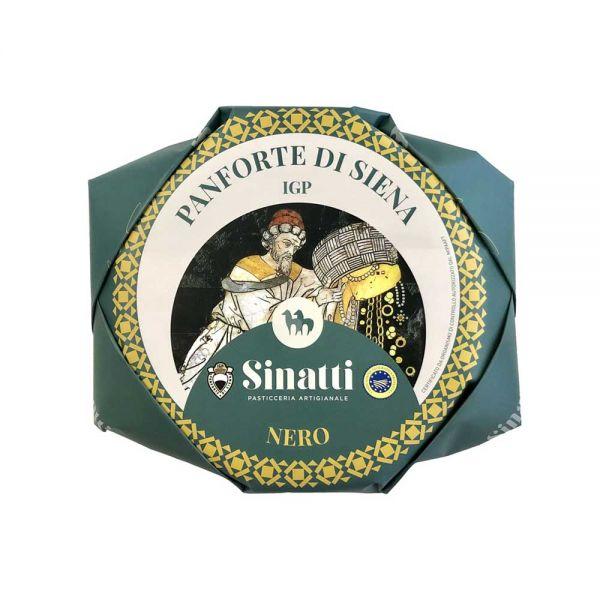 Sinatti | Panforte nero | 100g