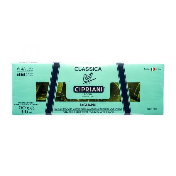 Cipriani Pasta | Tagliardi mit Spinat