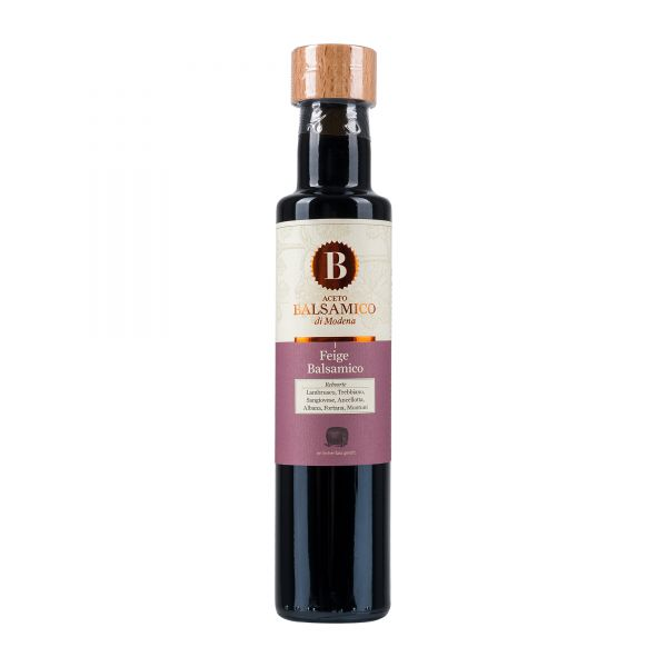 Greenomic | Balsamico di Modena | Feige | 250ml