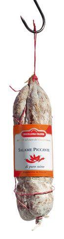 Macelleria Falorni   Salami Piccante