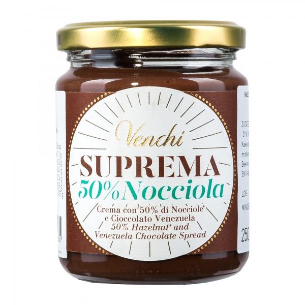 Venchi | Suprema 50% Nocciola | Haselnusscreme