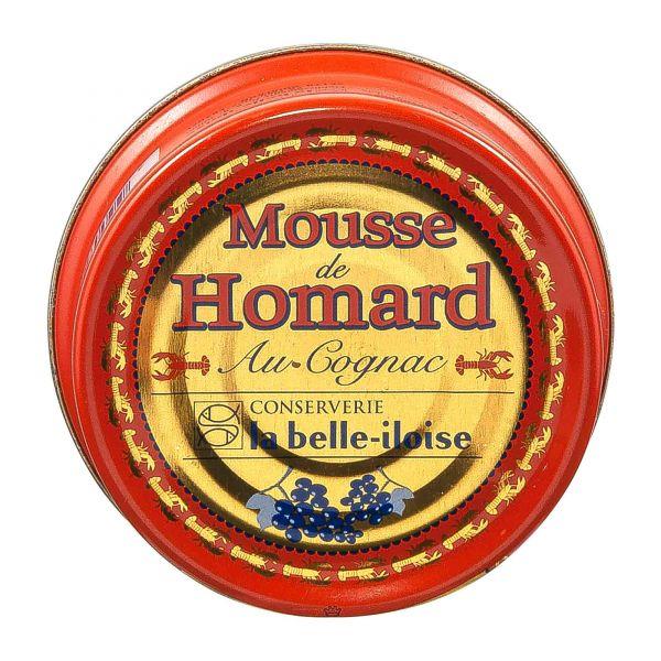 La belle iloise | Hummermousse mit Cognac