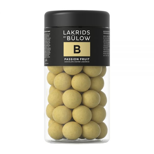 Lakrids by Bülow | B | Passionsfrucht | regular | 295g
