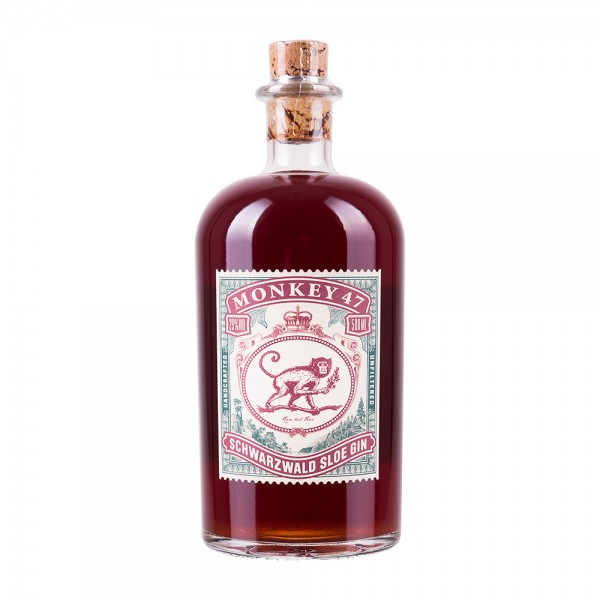Monkey 47 | Schwarzwald Sloe Gin | 500ml