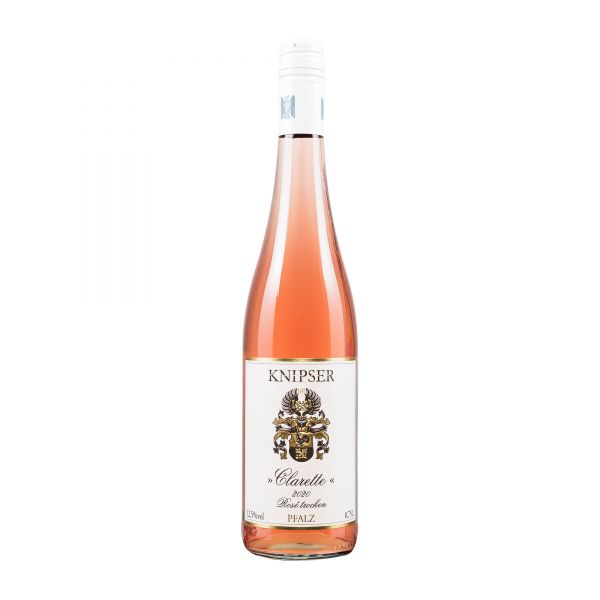 Weingut Knipser   Clarette Rosé   2020