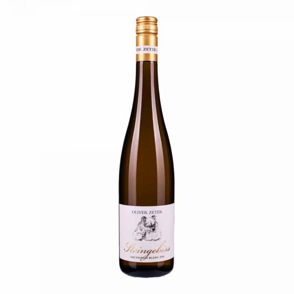 Oliver Zeter | Sauvignon Blanc Steingebiss | 2015