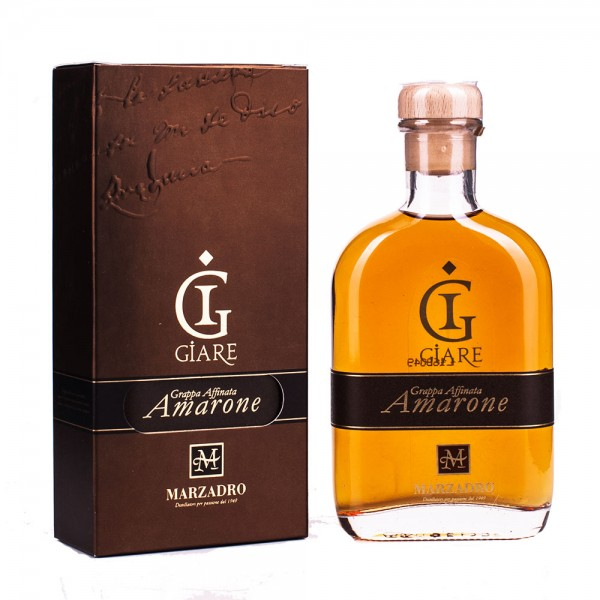 Marzadro Giare Grappa Amarone 200 ml