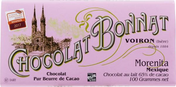 Bonnat Schokolade Morenita Mexique