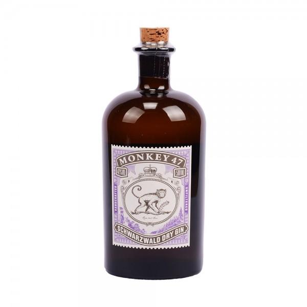 Monkey 47 | Schwarzwald Dry Gin | 500ml