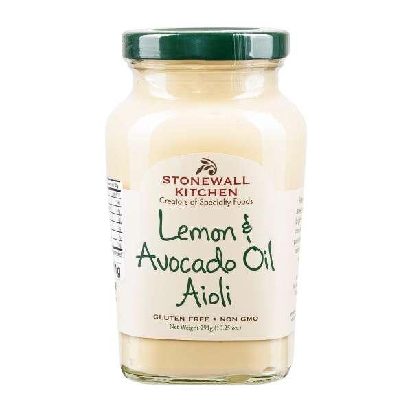 Stonewall Kitchen | Lemon Avocado Oil Aioli
