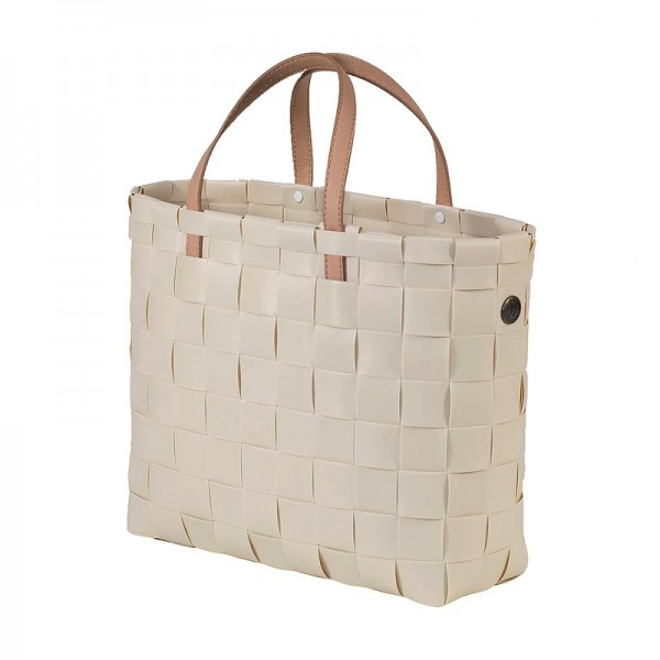 Handed By Petite Shopper Cream White