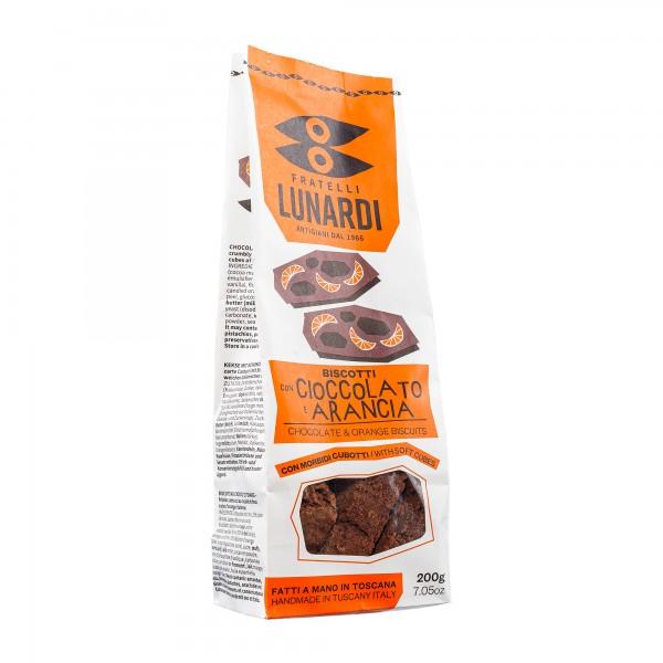 Lunardi | Cantucci Schoko Orange | 200g