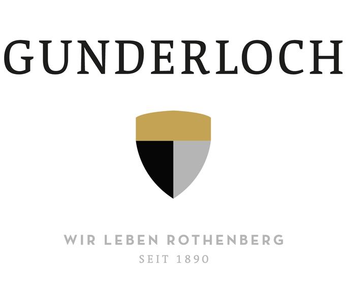 Gunderloch Wein vom roten Hang