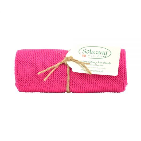 Solwang   Handtuch   Pink   H68