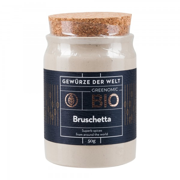 Greenomic | BIO Bruschetta | 50g