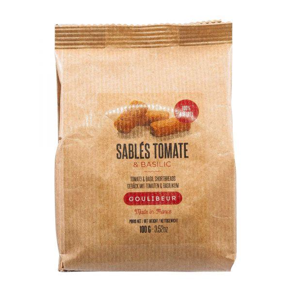 Goulibeur | Croc Salé | Salzgebäck Tomate