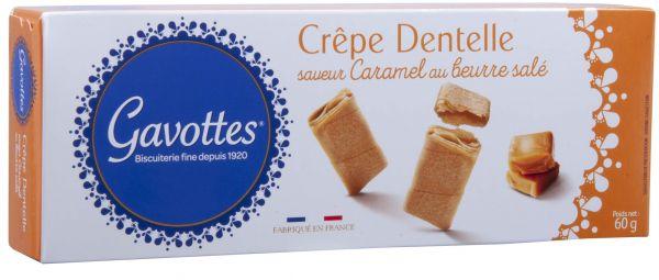 Gavottes   Crêpe Dentelle Karamell   60g