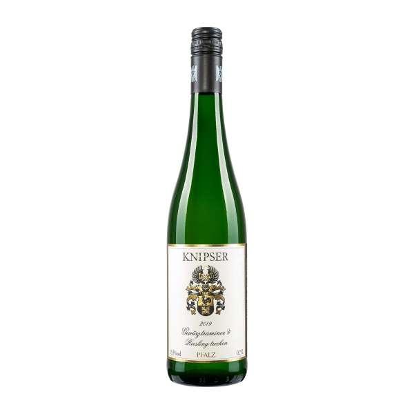 Weingut Knipser | Gewürztraminer Riesling | 2019