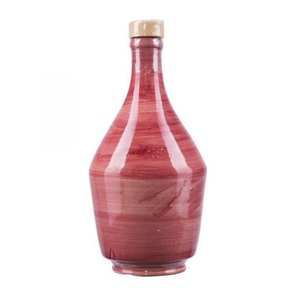 Frantoio di Perna   Olivenöl in Keramikflasche bordeaux