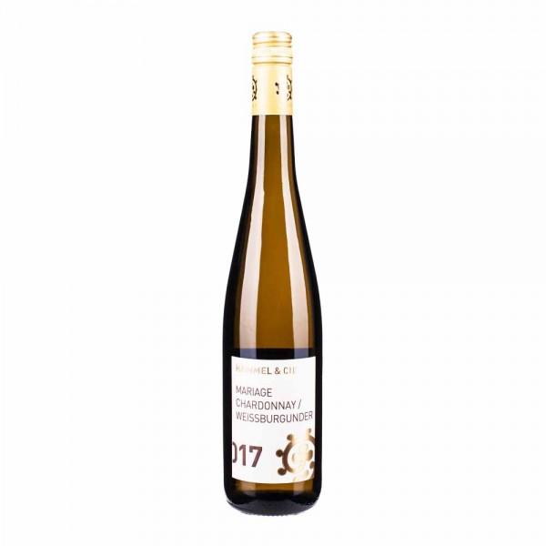 Hammel | Mariage Chardonnay Weißburgunder | 2017