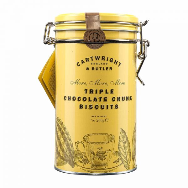 Cartwright & Butler   Triple Chocolate Chunk Biscuits   Dose