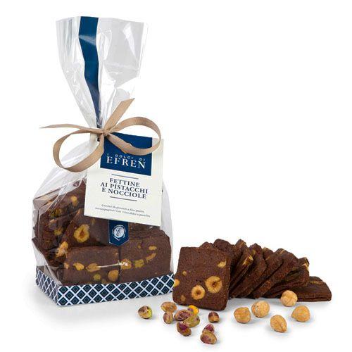 I Dolci di Efren | Kekse mit Pistazien und Haselnüssen