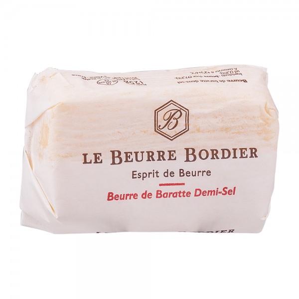 Bretonische Fassbutter leicht gesalzen