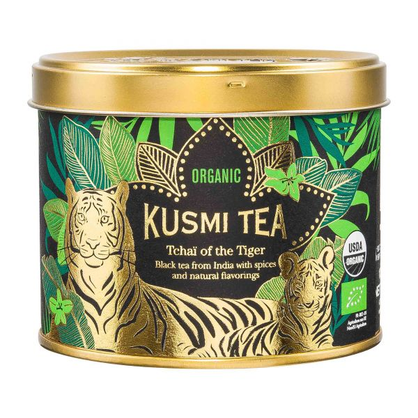 Kusmi Tea | Tchai of the Tiger