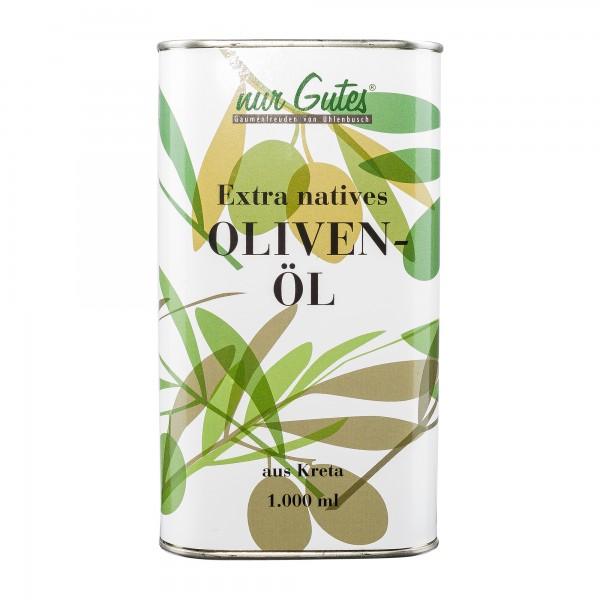 nur Gutes | Olivenöl 1 Liter