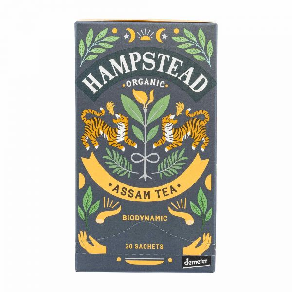 Hampstead Tea | Assam Tee | 20 Teebeutel