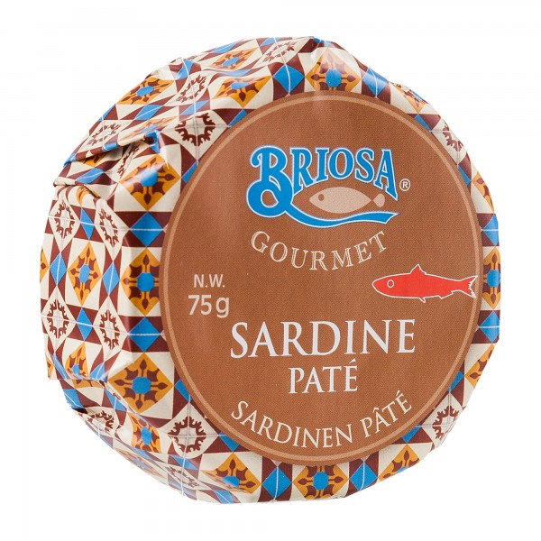 Briosa Gourmet | Sardinen Paté | 75g