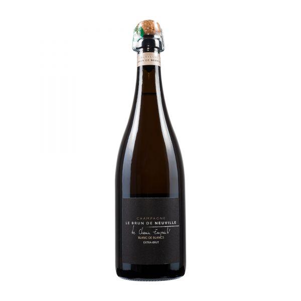 Champagner   Le Chemin Empreinté   Blanc de Blanc