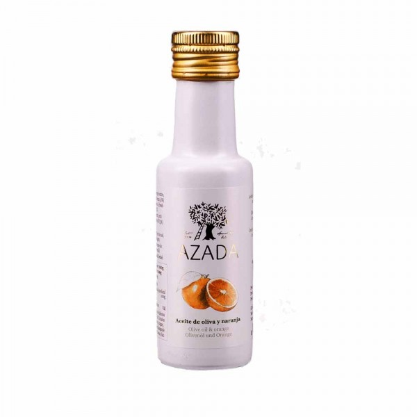 Azada Olivenöl Extra Nativ mit Orange 100ml