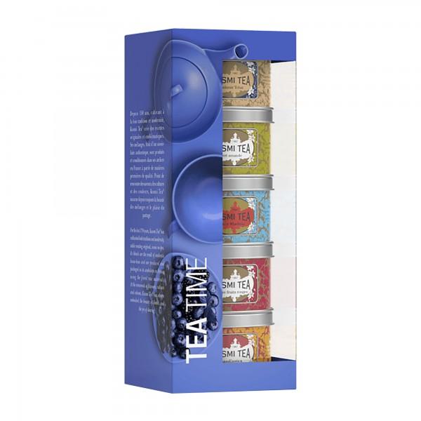 Kusmi Tee | Die Nachmittags Tees | Miniaturen 5 x 25 g