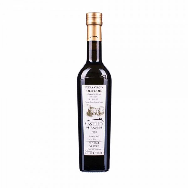 Castillo de Canea | Olivenöl Extra Nativ | Picual | 500ml