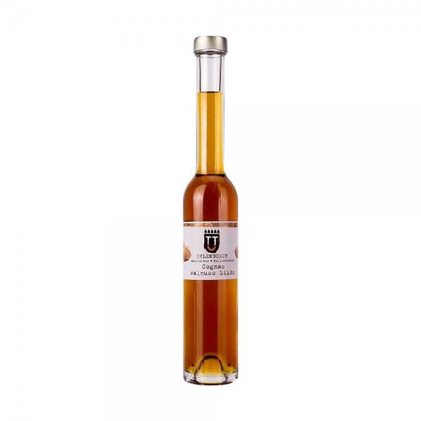 Manufaktur U | Cognac Walnuss Likör | 200ml