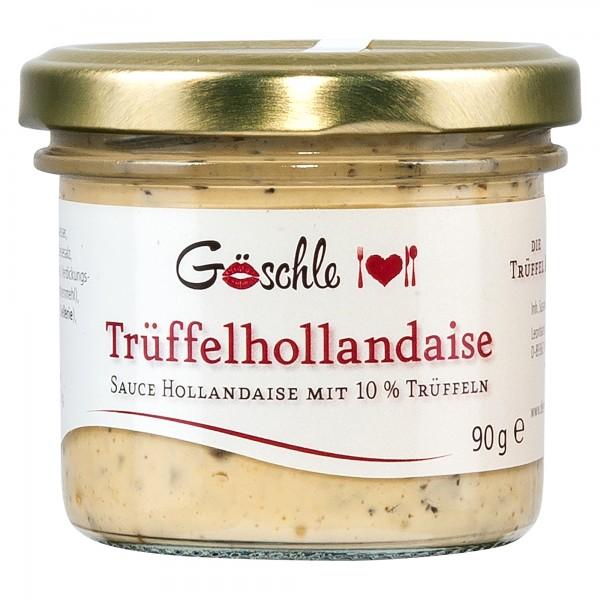 Trüffel Hollandaise