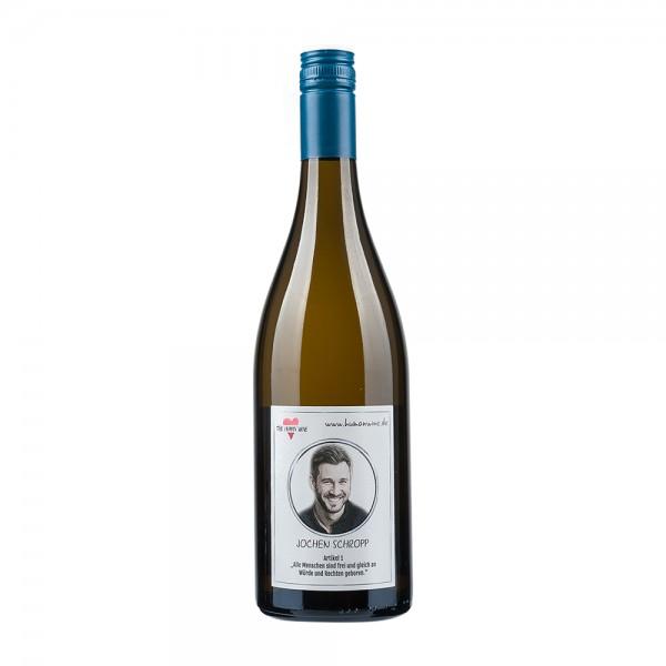 The Human Wine Jochen Schropp Weedenborn Sauvignon Blanc 2017