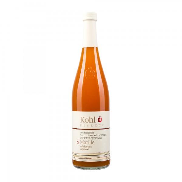 Kohl Essence | Apfelsaft mit Marille | 750ml