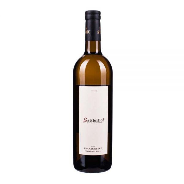 Sattlerhof   Kranachberg Sauvignon Blanc   2014
