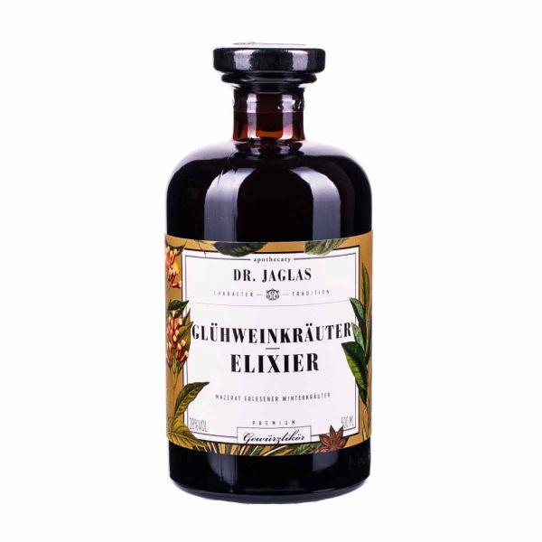 Dr Jaglas | Glühweinkräuter Elixier | 500ml