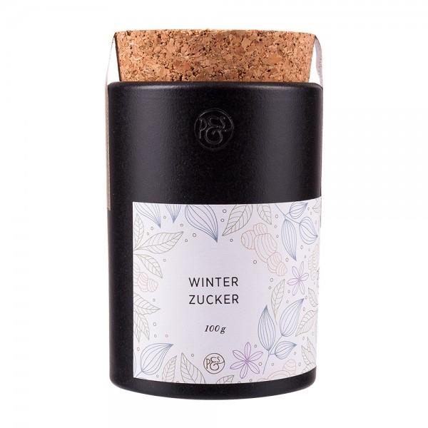 Pfeffersack und Soehne | Winterzucker | Keramikdose