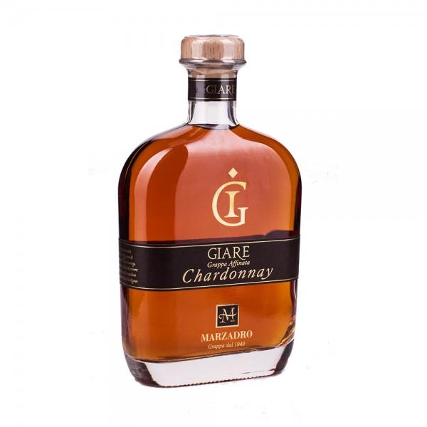 Marzadro Giare Grappa Chardonnay 700 ml