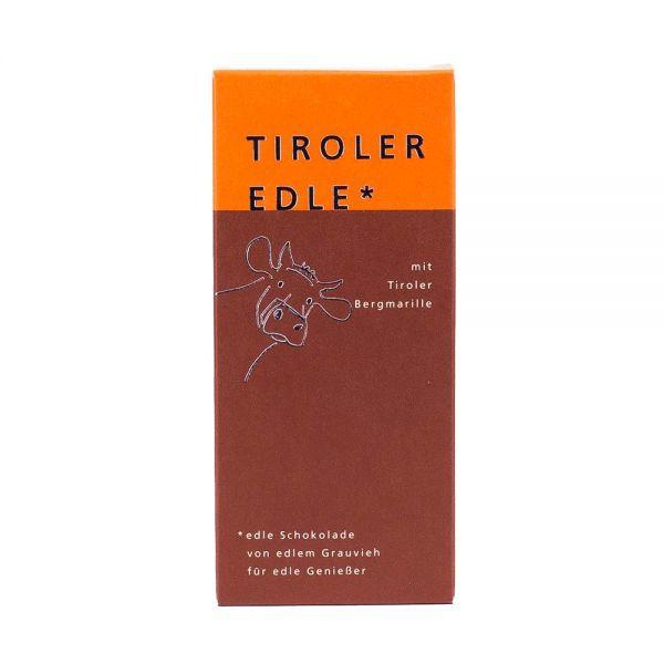 Tiroler Edle | Schokolade mit Tiroler Bergmarille