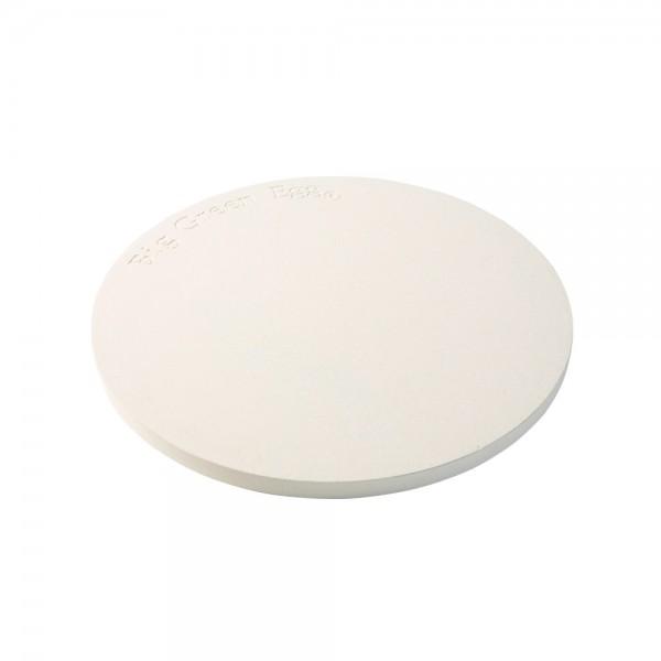 Big Green Egg Back- und Pizzastein für Medium Egg