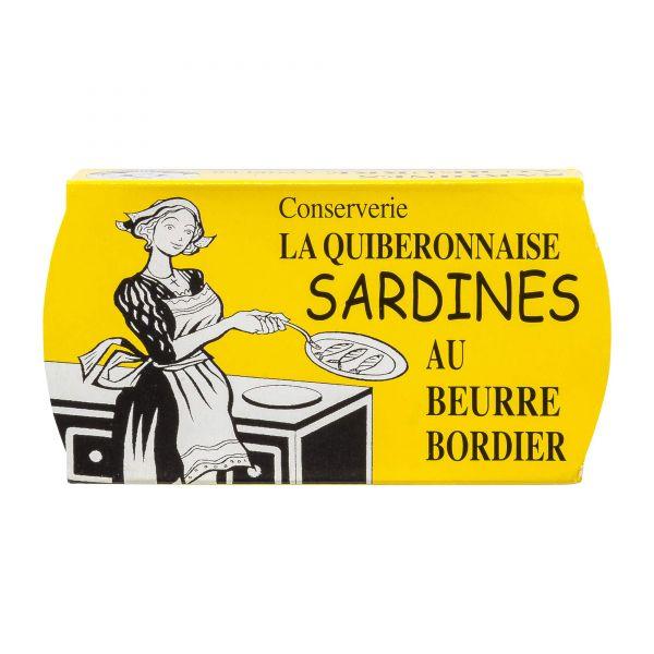 Sardinen zum Braten   Bordier Butter