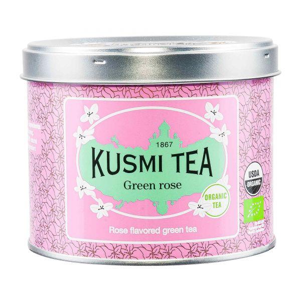 Kusmi Tea   Grüner Tee Rose   100g