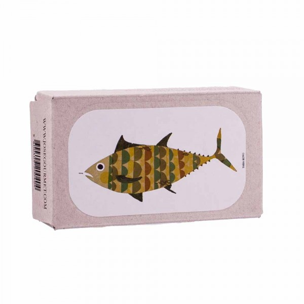 José Gourmet | Thunfischfilet in Olivenöl | 120g