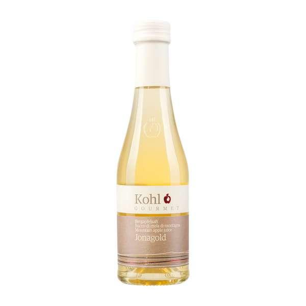 Kohl Bergapfelsaft | Jonagold | 200 ml | Saft für die Gastronomie