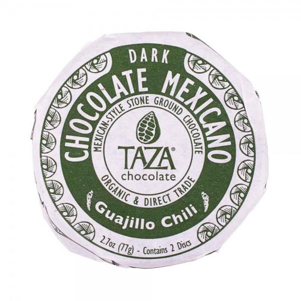 Taza Chocolate Dunkle Schokolade mit Guajillo Chili [BIO]